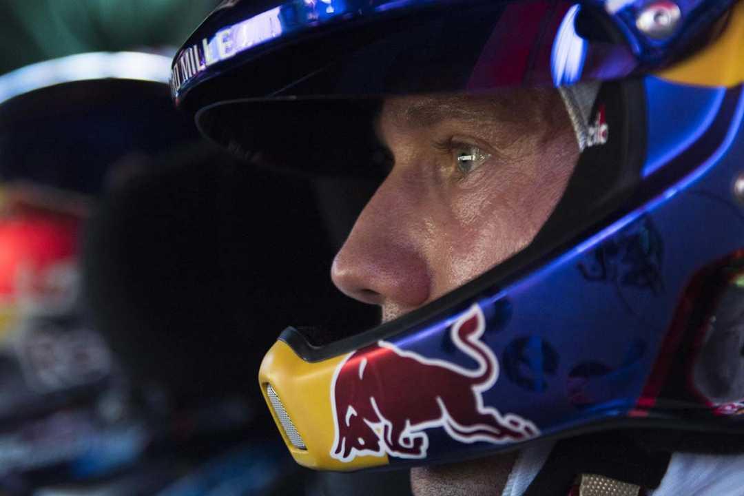 """Sébastien Ogier: """"Tendremos una gran batalla con muchos pilotos rápidos que se beneficiarán de una pista más limpia al salir detrás de nosotros"""""""