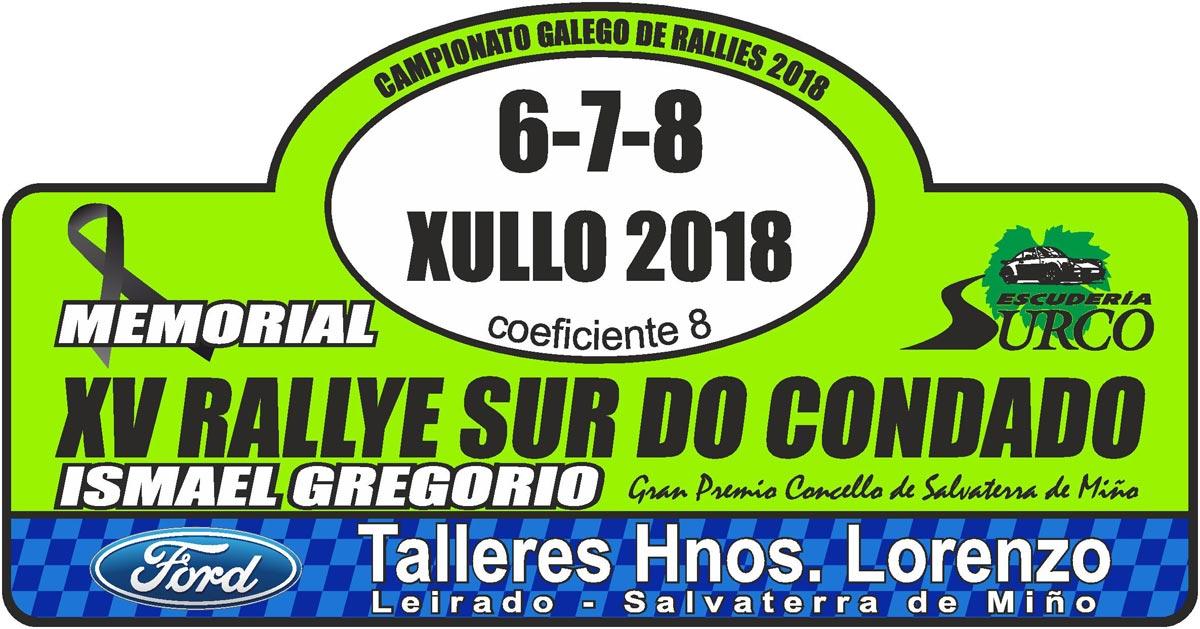 140 inscritos en un Rallye Sur do Condado maratoniano y con un tramo en bucle