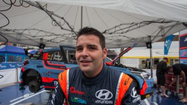 Iván Ares, Rallye Islas Canarias 2018