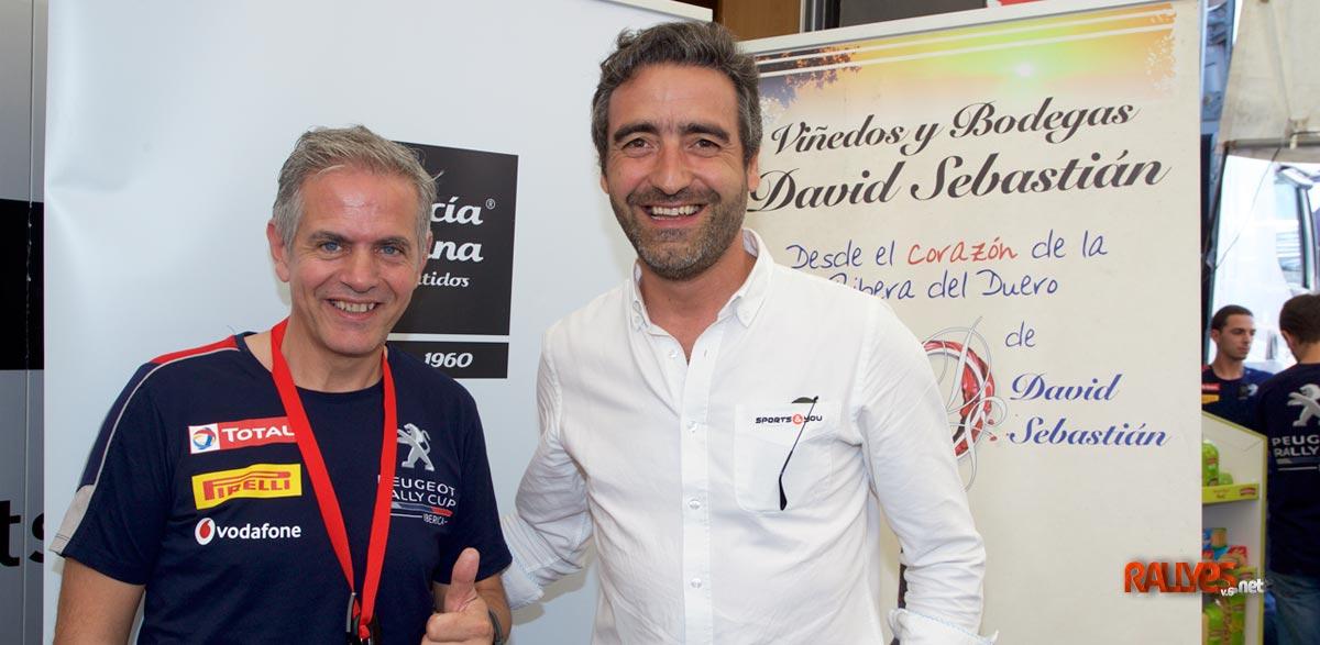 "Entrevista a Sergio Vallejo: ""Espero poder probar el Porsche Cayman R-GT pronto"""