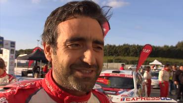 José Pedro Fontes, Rallye de Madrid 2016