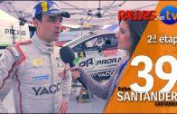 39 Rallye Blendio Santander Cantabria – segunda etapa