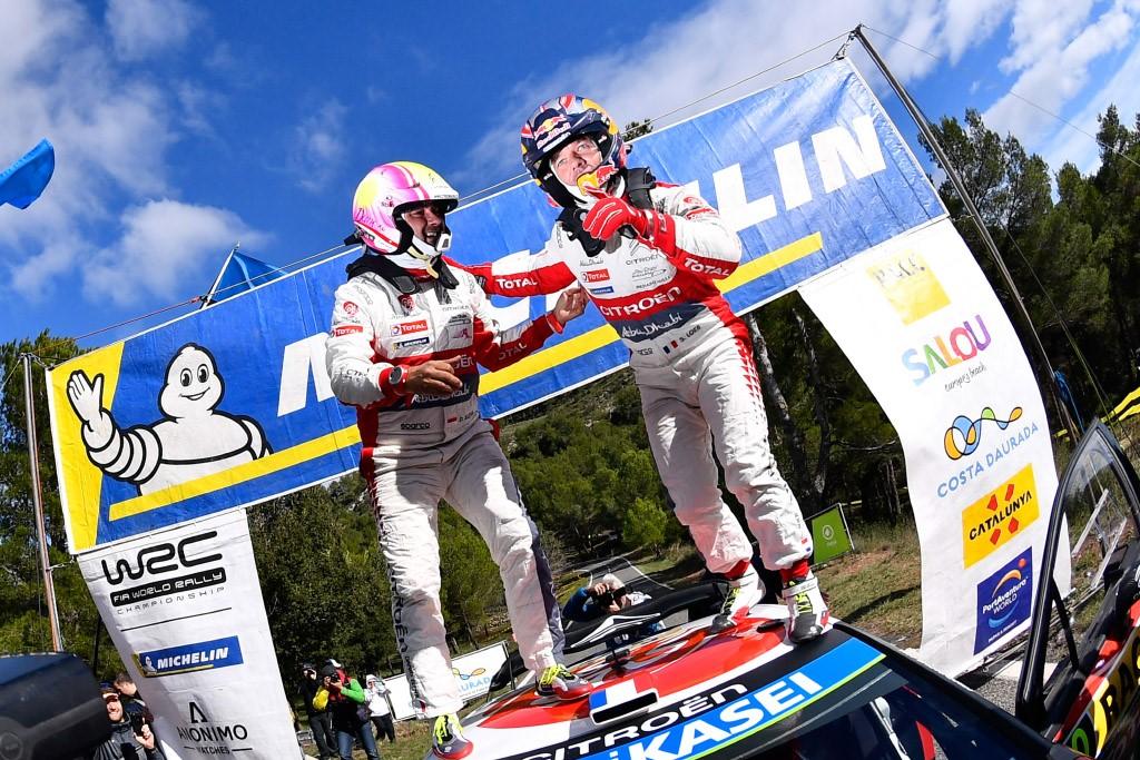 Sébastien Loeb: «He tenido ganas de decir que quizás haya sido mi mejor victoria»