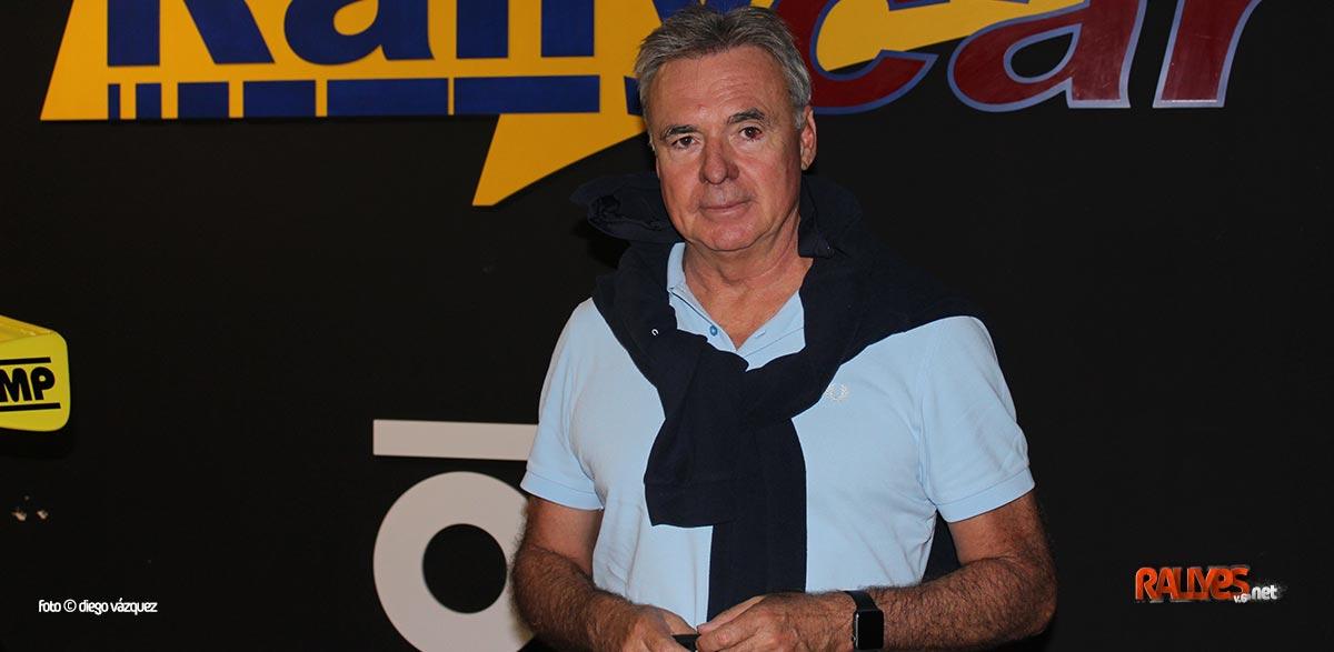 """Entrevista a Antonio Sainz: """"Me gustaría ver a Carlos y Luis corriendo el próximo año el Rías Altas con mi Ford Sierra Cosworth"""""""