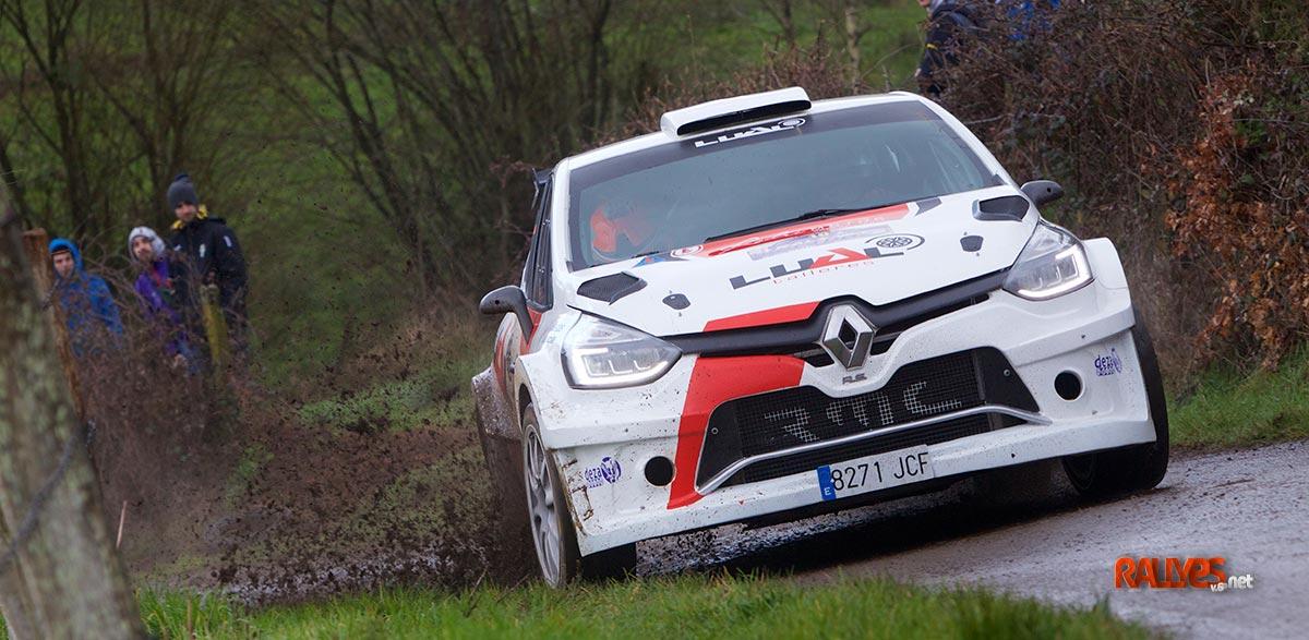 Rallye Comarca da Ulloa: ningún R5 y sólo 67 inscritos