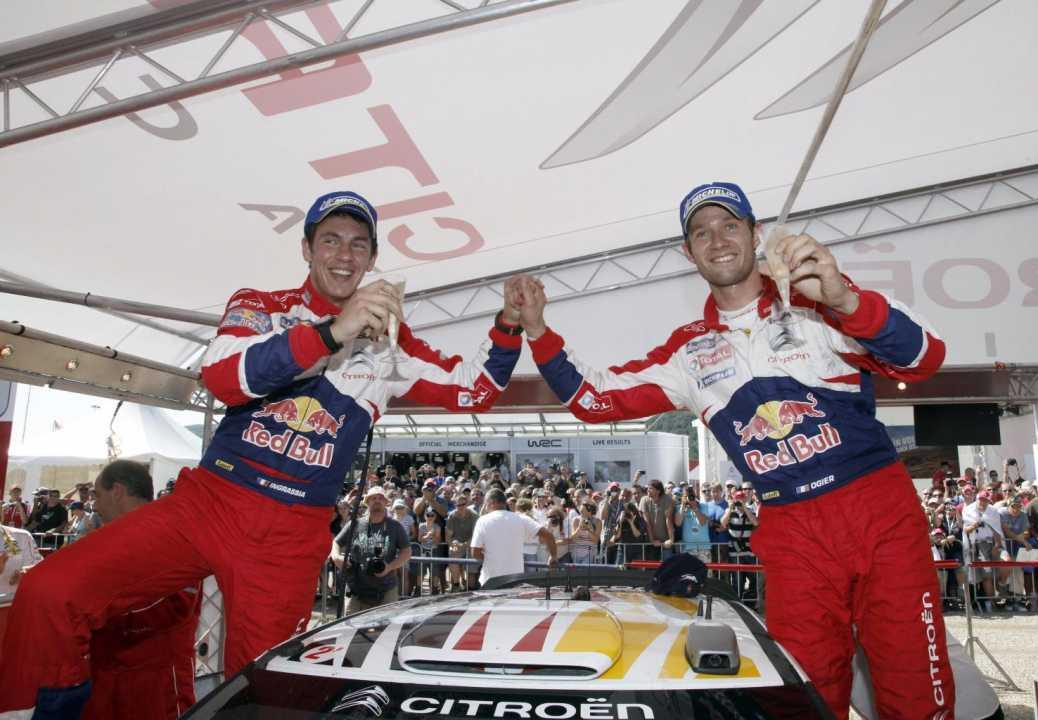 Sébastien Ogier: «Fue el equipo que me dio la posibilidad de acceder al campeonato del mundo»