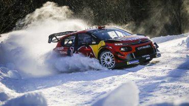 Citroân C3 WRC (1)