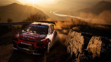 Sebastien Ogier (Citroân C3 WRC)-Vencedor Rally de Montecarlo (2)