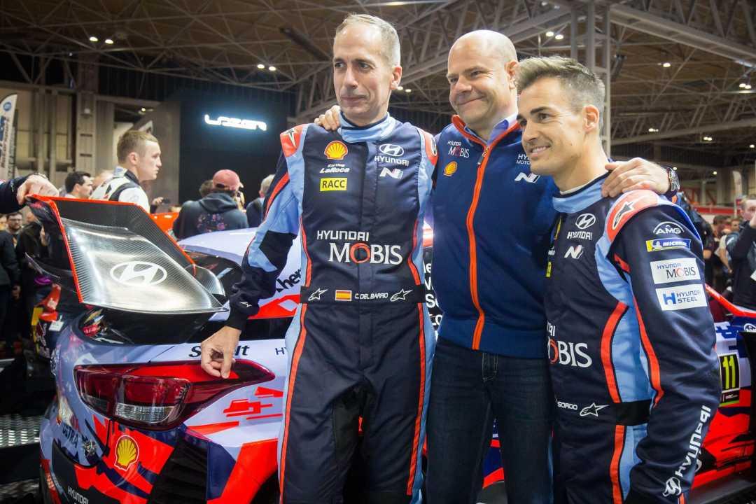 Dani Sordo: «Para mí es importante competir antes del Rally México»
