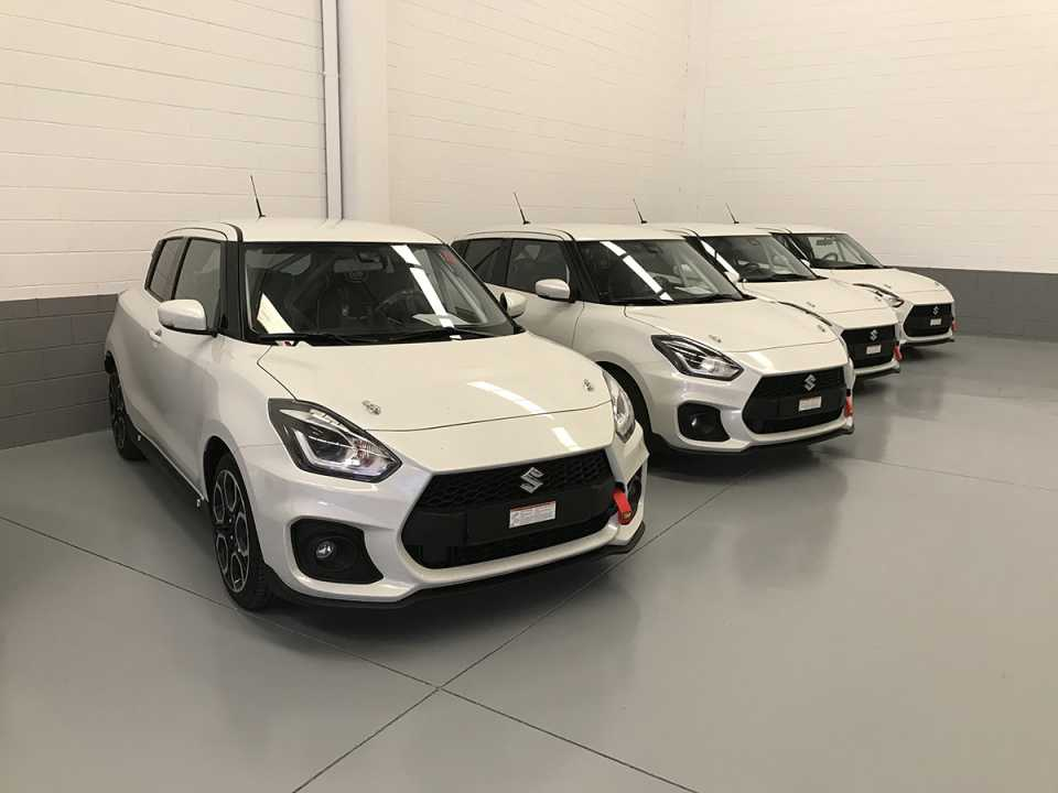 Copa Suzuki Swift