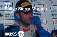 37 Rallye Sierra Morena (primera etapa)