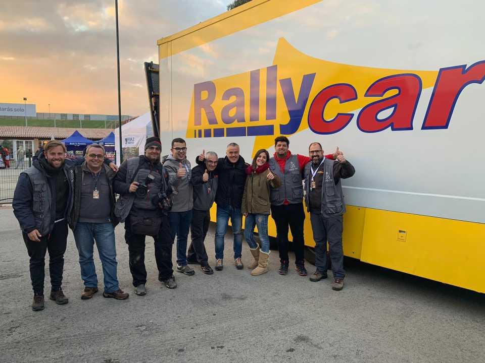 Rallyes.NET TV sigue un año más en el Nacional de Asfalto