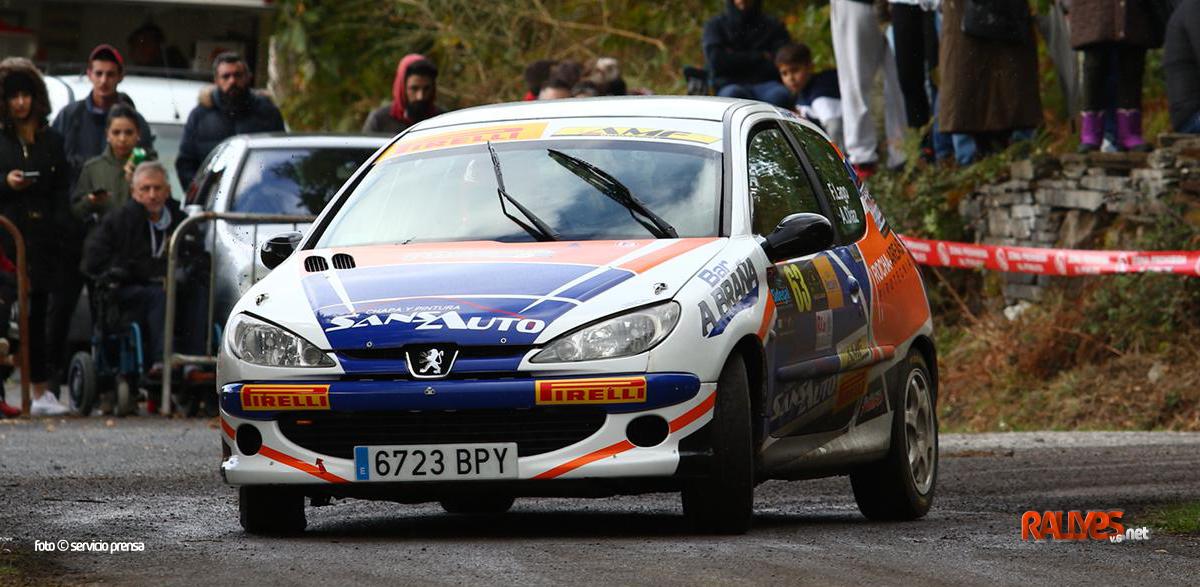 Descolgar, escuchar… y en tres semanas a debutar con un 206 ex-Desafío Peugeot