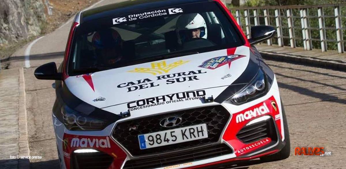Rallye Recalvi Rías Baixas: overbooking, Iván Ares con Hyundai N3…