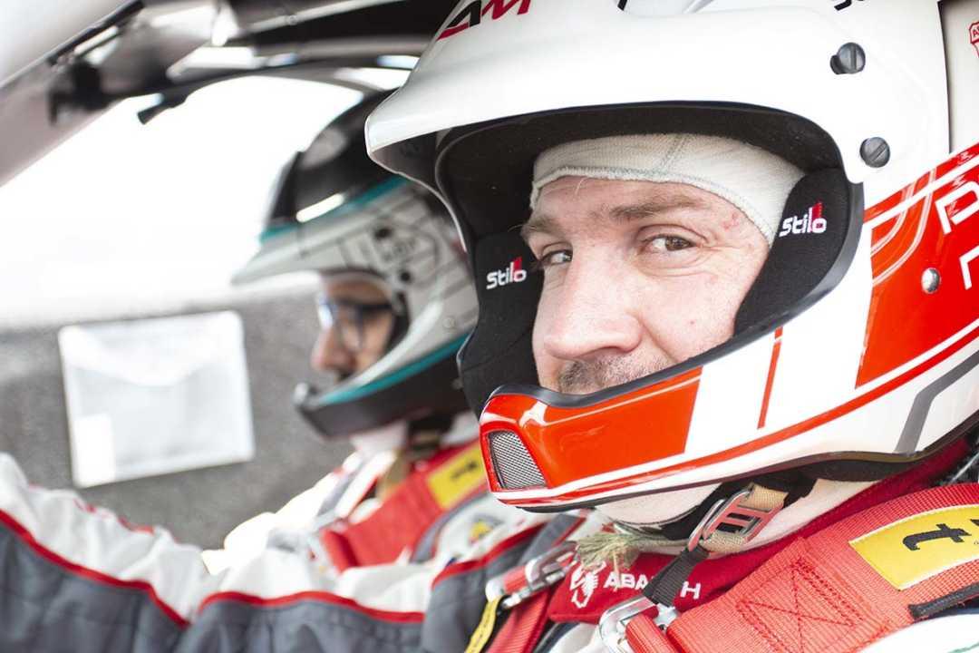 Alberto Monarri: «Nos encontramos con ciertas limitaciones en algunos componentes del coche»