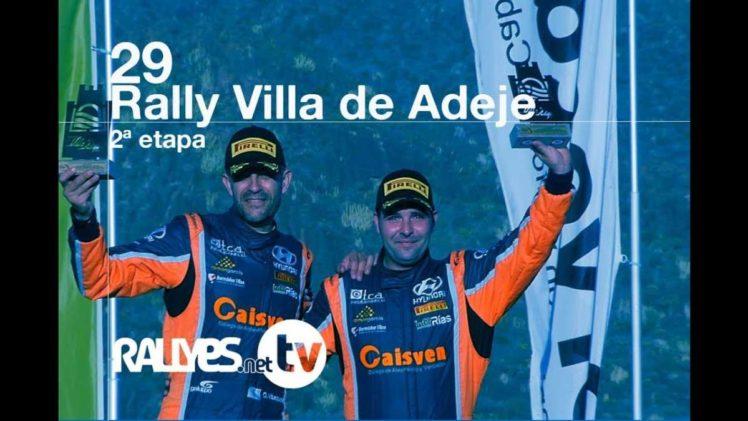 29 Rallye Villa de Adeje (segunda etapa)