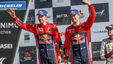 Ogier-Ingrassia (Citroân C3 WRC)-2ß Rally de Chile