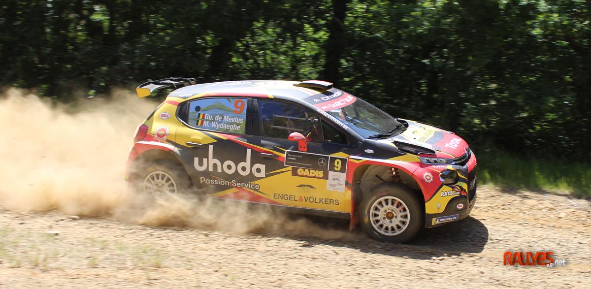 Asistencia low cost y podio en un «rallye del polvo» con tintes mundialistas