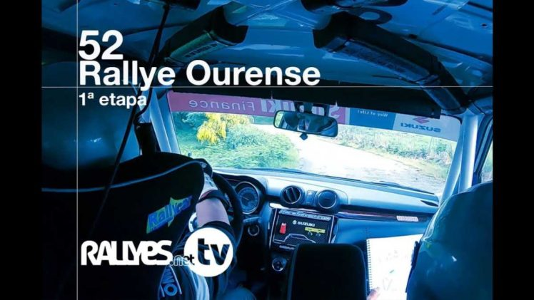 52 Rallye Ourense (primera etapa)
