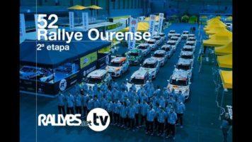52 Rallye Ourense (segunda etapa)