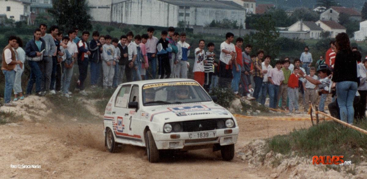 De 40 km a 100, del Citroën Visa 1.000 Pistas al Ford Fiesta R5, de la tierra al asfalto…
