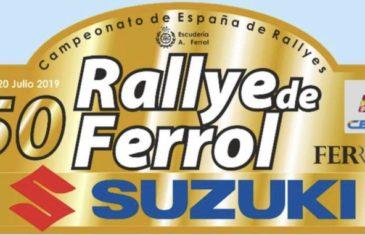 rallye Ferrol