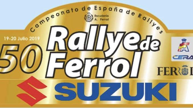 Ten a mano toda la información para el Rallye de Ferrol
