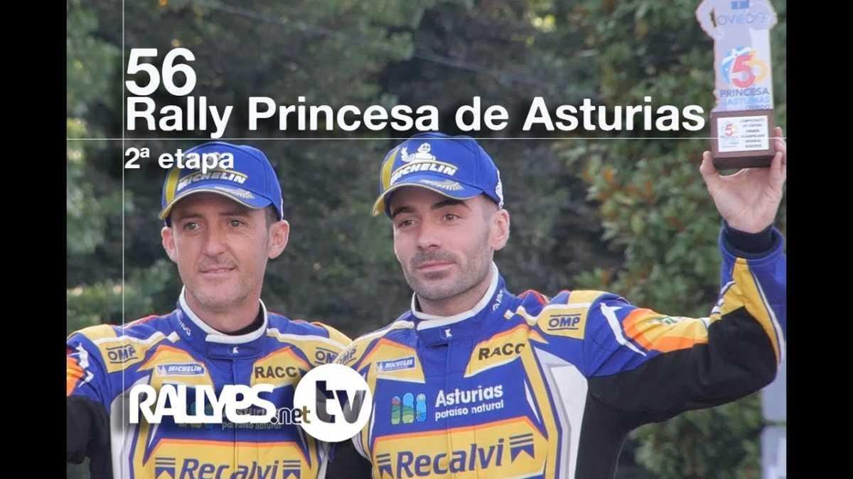El Rallye Princesa de Asturias inauguraría la temporada 2020