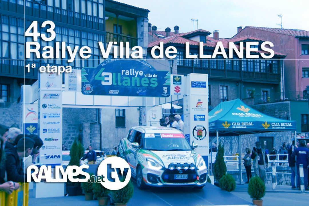 43 Rallye Villa de Llanes (primera etapa)