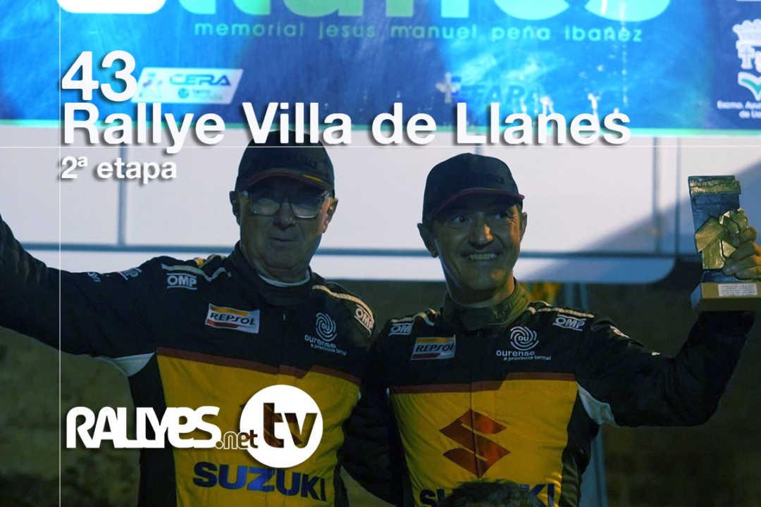 43 Rallye Villa de Llanes (segunda etapa)