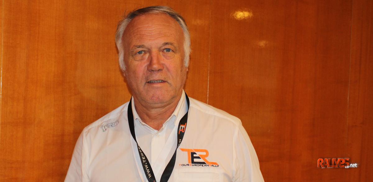 Patrick Mannoury: Palacio de Mónaco o Fórmula 1 y ahora comunicación del Tour European Rally