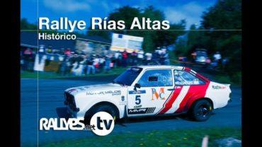 Rallye Rías Altas Histórico 2019