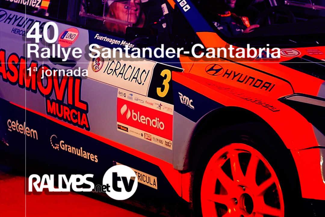 40 Rallye Santander-Cantabria (previa)