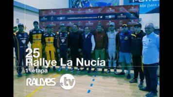 25 Rallye La Nucía – Primera etapa