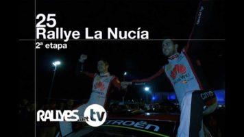 25 Rallye La Nucía (segunda etapa)