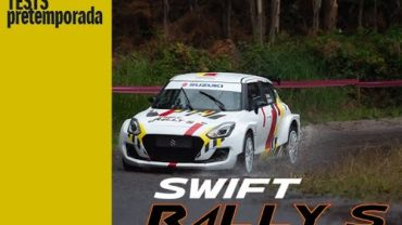 Tests pretemporada Suzuki Swift R4LLY S