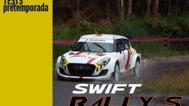 Tests pretemporada Suzuki Swift R4LLY S