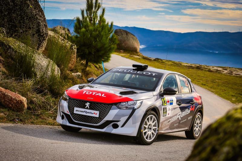 El ganador de la Peugeot Rally Cup Ibérica, oficial en 2021