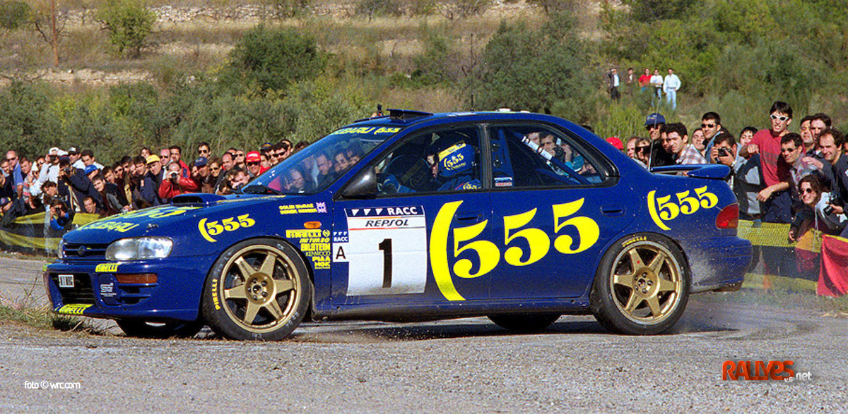 El Campeón del Mundo que era fontanero o las 3.000 ruedas de un rallye