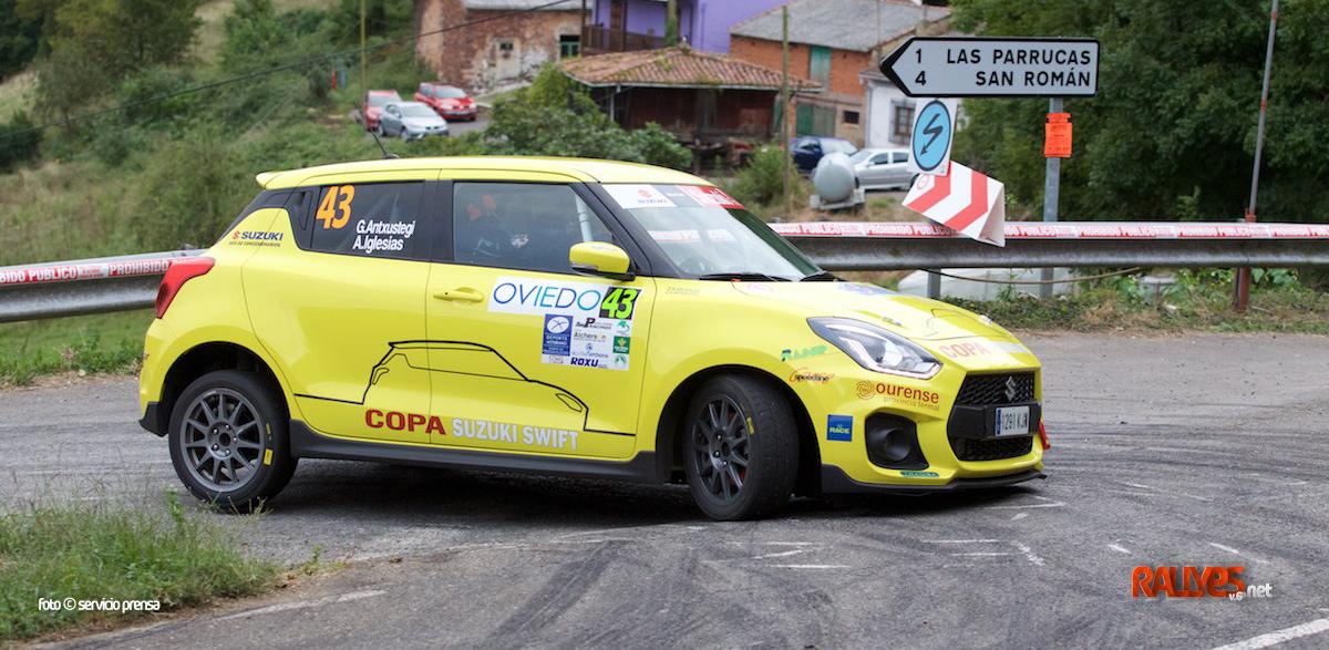 Copa Suzuki: la unidad laboratorio, la transformación de los 25 coches y las excusas, a otra parte