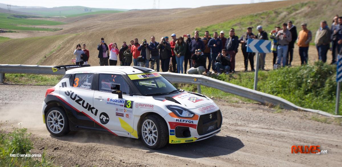 No habrá Rallye Sierra Morena en 2020