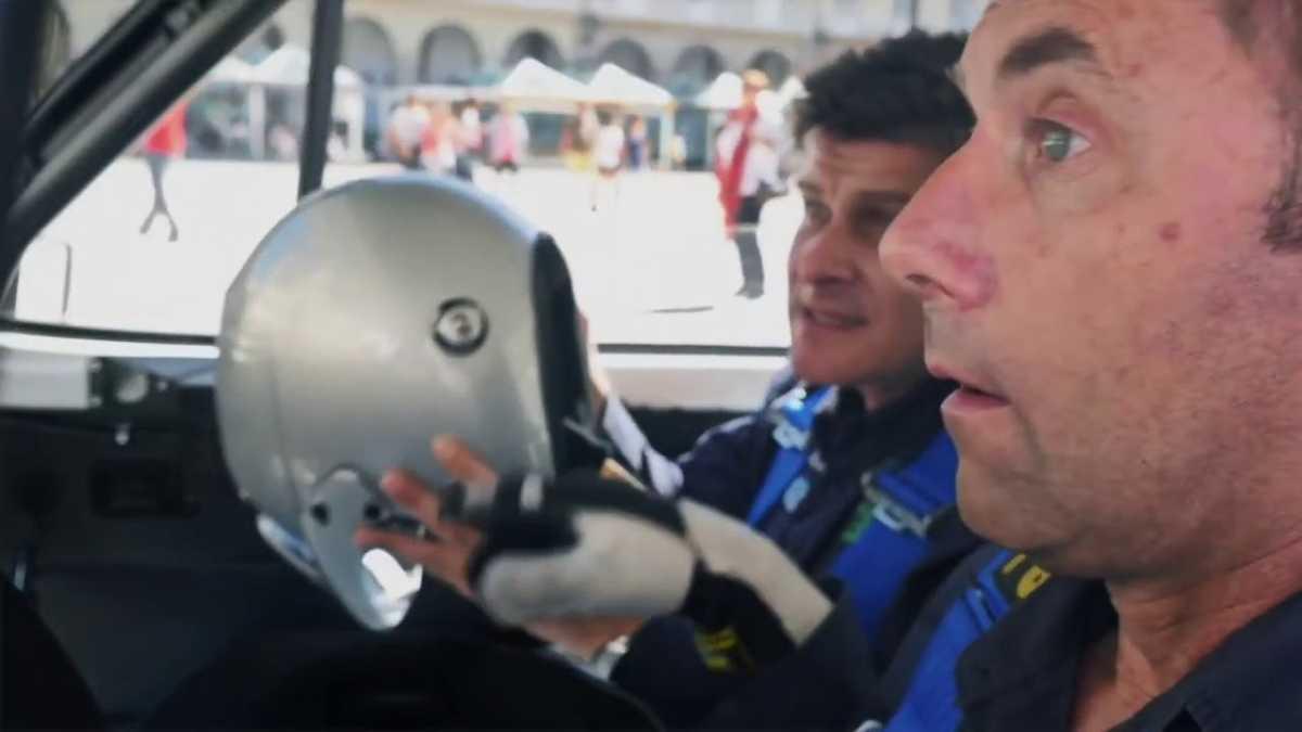 La Copa Suzuki Swift y la Renault Clio Trophy en el Rallye Rías Altas Histórico