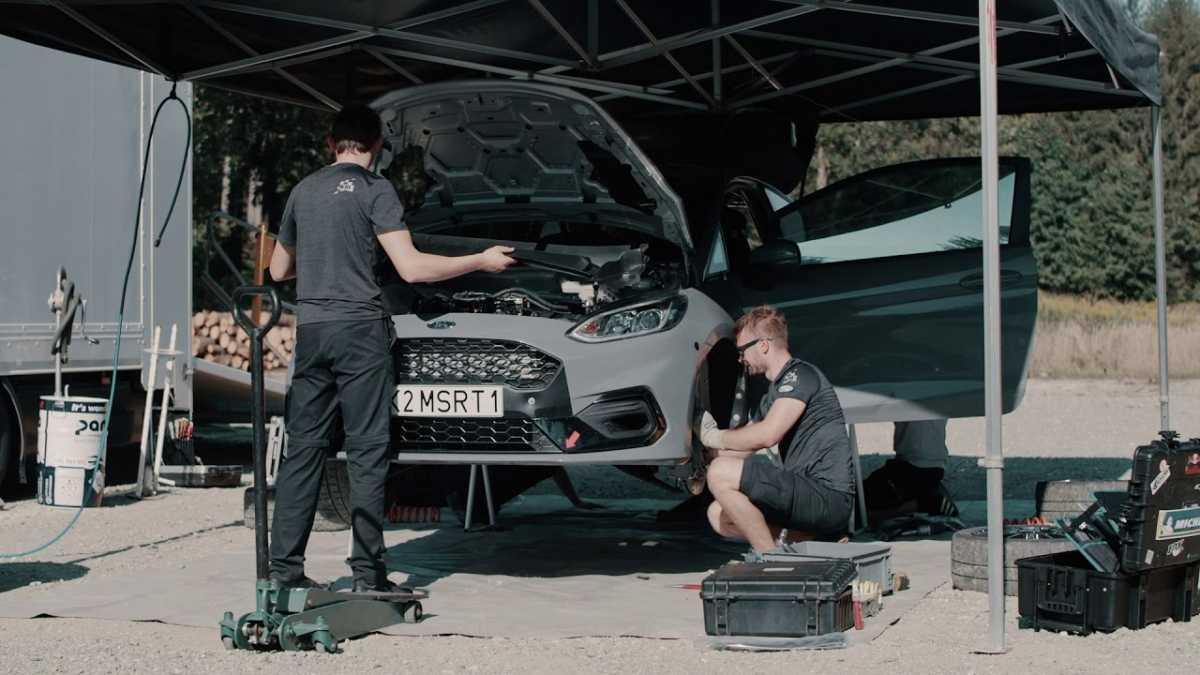 M-Sport presenta el Ford Fiesta Rally3