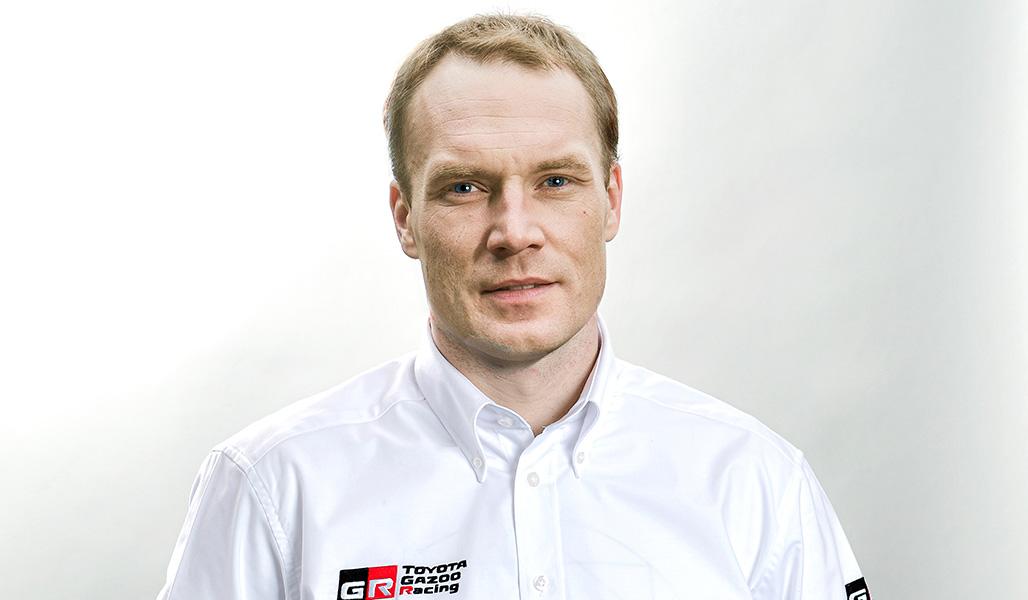 Jari-Matti Latvala sustituye a Tommi Makinen en Toyota