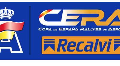 Así es el calendario de la Copa de España de Rallyes de Asfalto
