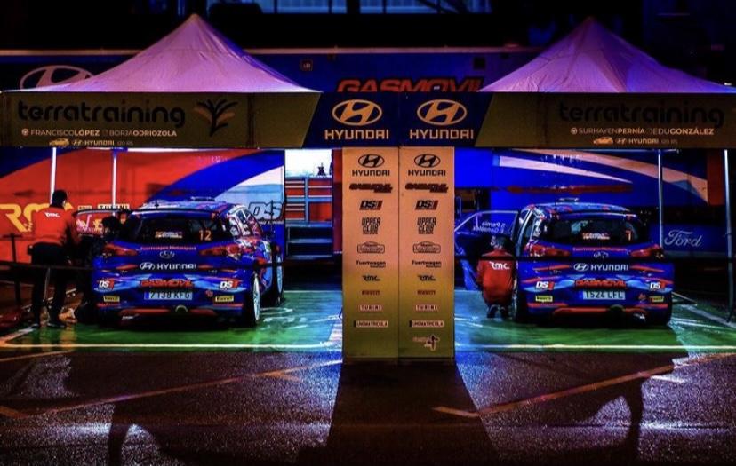 Terratraining Motorsport monta su propio equipo de competición