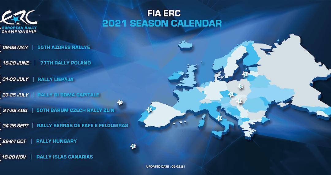 La Covid-19 cambia el calendario del ERC 2021
