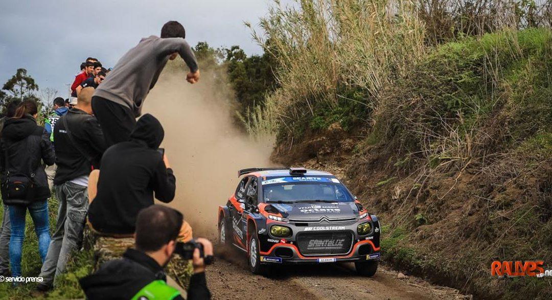 Se pospone el 55 Azores Rallye
