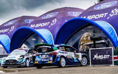 M-Sport se prepara para la electrificación en 2022