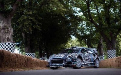 Ford y M-Sport presentan el Puma Rally1